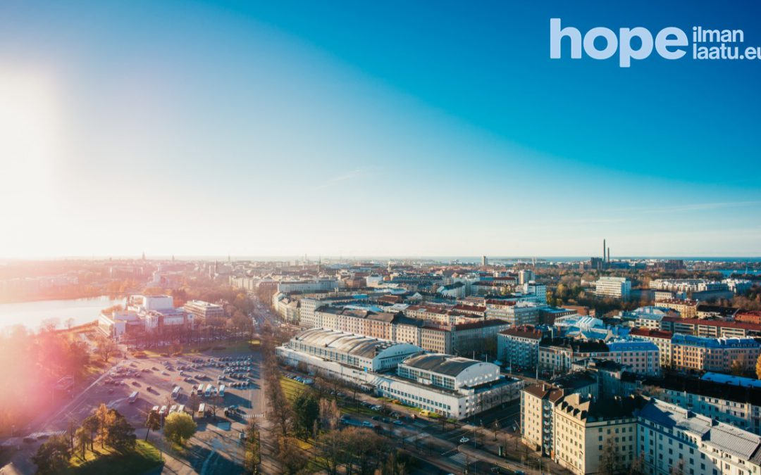 UIA HOPE First Year Wrap-up: Crowdsourced Air Quality Monitoring in Helsinki