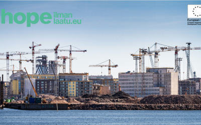 HOPE for AQ: Showcase for Business Opportunities with Helsinki Air Quality data 28.10.2020