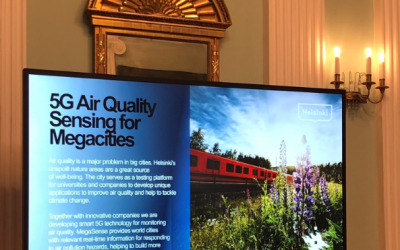 HOPE for AQ: Networking session for business opportunities with air quality data 3.10.2019