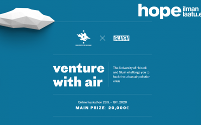 Venture with Air Hackathon Opens!